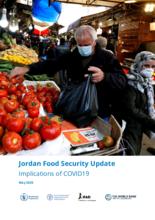 Jordan Food Security Update –    Implications of COVID-19 - May 2020