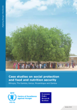 Case studies on social protection and food and nutrition security: Ethiopia, The Gambia, Kenya, Mozambique and Zambia - 2018