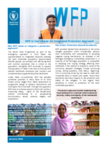 WFP in Cox's Bazar - An integrated protection approach