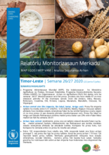 Price Monitoring Report - Timor-Leste
