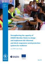 2019 - Lao PDR Case Study
