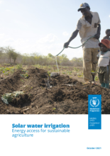 2021 – Solar Water Irrigation