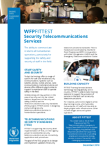 2019 WFPFITTEST - Security Telecommunications Services