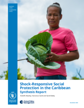 Research Programme on Shock-Responsive Social Protection in the Caribbean