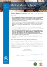 Timor-Leste - Price Monitoring Report - 2021