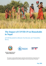 COVID-19 Impact on Households in Nepal - mVAM Survey