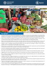 FAO/WFP Bangladesh - Cox's Bazar Market Monitor
