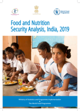 2019 - Food and Nutrition Security Analysis -  India
