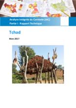 Tchad - Analyse Intégrée du Contexte (AIC), March 2017