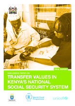 Kenya - Transfer values