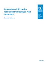 Sri Lanka Country Strategic Plan Evaluation 2018-2022