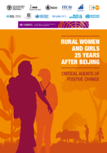 Rural Women and Girls: 25 years after Beijing – Critical Agents of Positive Change