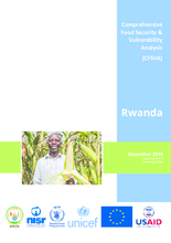 Rwanda - Comprehensive Food Security & Vulnerability Analysis, December 2018