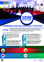 CERFAM Communications and Advocacy Strategy – 2020
