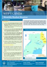 Uganda - Monthly Market Monitor, 2019