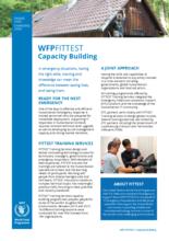 2019 WFPFITTEST - Capacity Building