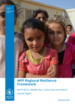 WFP Regional Resilience Framework: North Africa, Middle East, Central Asia and Eastern Europe Region