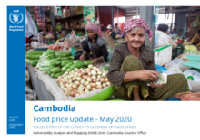 Cambodia - Food Price Update - May 2020