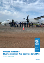 United Nations Humanitarian Air Service (UNHAS) 2020 Overview