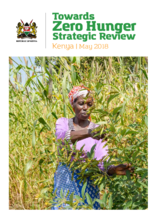 Kenya - Zero Hunger Strategic Review