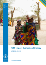 WFP Impact Evaluation Strategy (2019-2026)