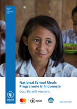 National School Meals in Indonesia - A cost-benefit analysis
