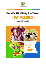 Cote d'Ivoire Zero Hunger Strategic Review 2018