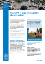 How WFP is supporting global climate action