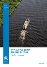 WFP Supply Chain Annual Report 2019