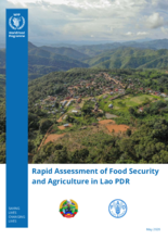 COVID-19 Rapid Assessment of Food Security and Agriculture in Lao PDR