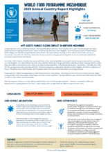 WFP Mozambique: 2020 Annual Country Report Highlights - 2021