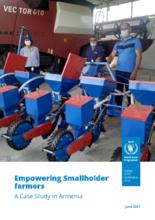 Empowering Smallholder farmers  A Case Study in Armenia  June 2021