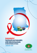 Assessment of Food Security and Vulnerability of HIV-Affected Households in Selected Regions in Ghana
