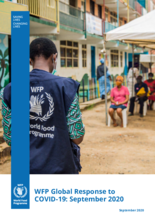 WFP Global Response to COVID-19: September 2020