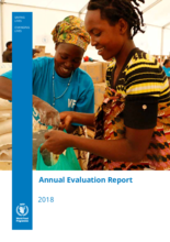 Annual Evaluation Report 2018