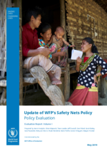 Evaluation of the Update of WFP's Safety Nets Policy (2012)