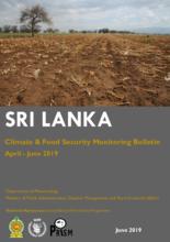 Sri Lanka - Climate and Food Security Monitoring Bulletin