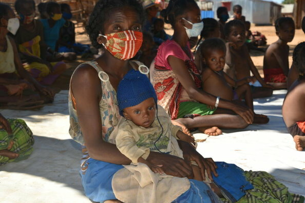 Southern Madagascar: Government and UN sound the alarm on famine risk, urge action | World Food Programme