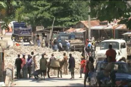 Haiti: Six Months On