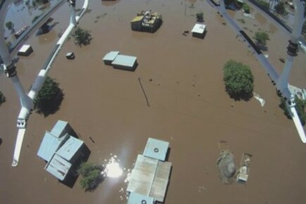 WFP Responds To Flooding In Mozambique With Locally-Grown Food