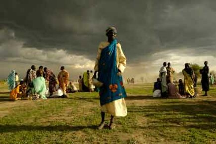 Fighting hunger in a changing climate