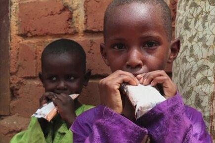 Malnutrition Threatens Displaced Children In CAR
