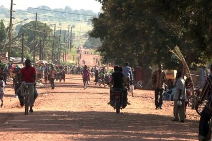 """Families Fleeing DR Congo's """"Triangle Of Death"""" Receive Assistance From WFP"""