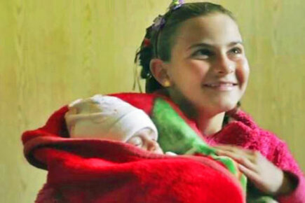 Syria: Sundus, The Girl Against The Odds