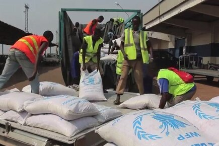 Central African Republic: Airlifts Deliver Critical Food Assistance
