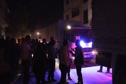 WFP Food Reaches Families in the Besieged Town of Darayya (For the Media)