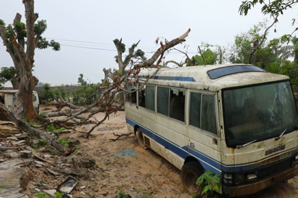 Four Months After Cyclones Devastate Mozambique, New WFP Video Highlights the Cost of Climate Change (For the Media)