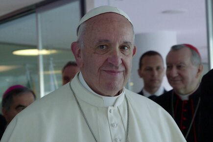 Pope Francis Urges Increased Commitment To The Fight For Zero Hunger (For the Media)