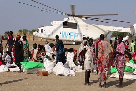 As Fighting and Hunger Escalates in South Sudan, WFP Urgently Pre-Positions Food to Help Prevent Famine (For the Media)
