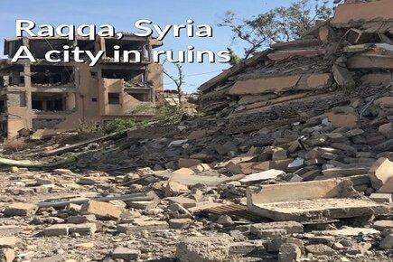 Raqqa, a City in Ruins